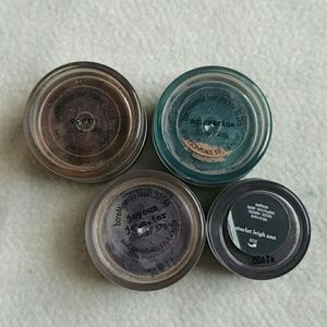 bareMinerals Eyeshadow-Lot of 4, Opened